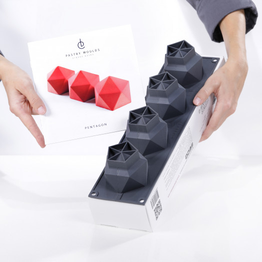 PENTAGON small cakes without gift box